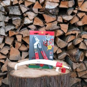 Baumschere und Astsäge von Wolf Garten